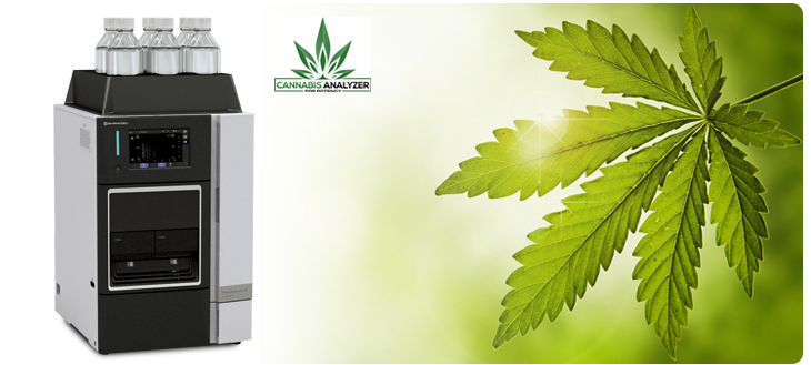 Cannabis Analyzer for Potency